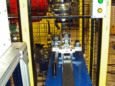 Infeed Conveyor for a Fanuc Robot Project
