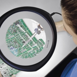 Magnification & Inspection